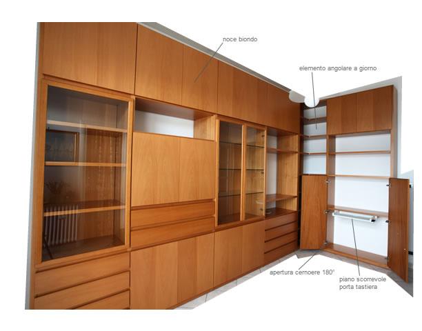ARREDAMENTI FERRARI - Libreria studio